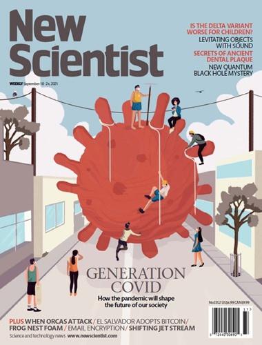 New Scientist - 18.09.2021