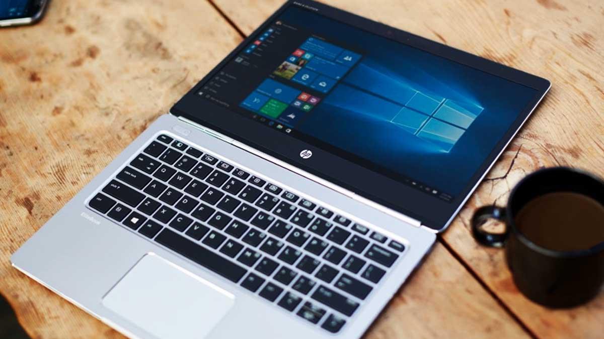 Laptop Hp yang bisa dilipat dan touchscreen