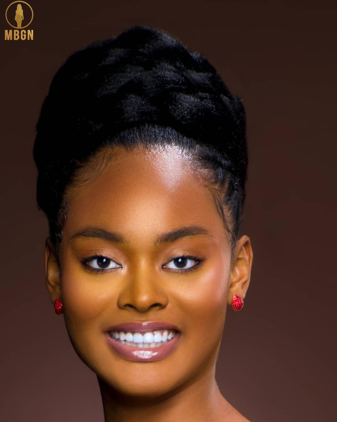candidatas a most beautiful girl of nigeria 2021. final: 18 sep. R8AOSj