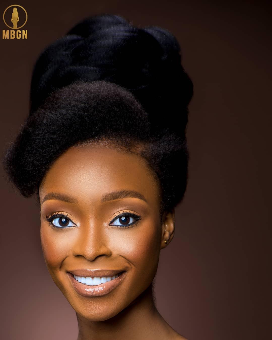 candidatas a most beautiful girl of nigeria 2021. final: 18 sep. R8ASDB