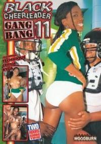 Black Cheerleader Gangbang 11