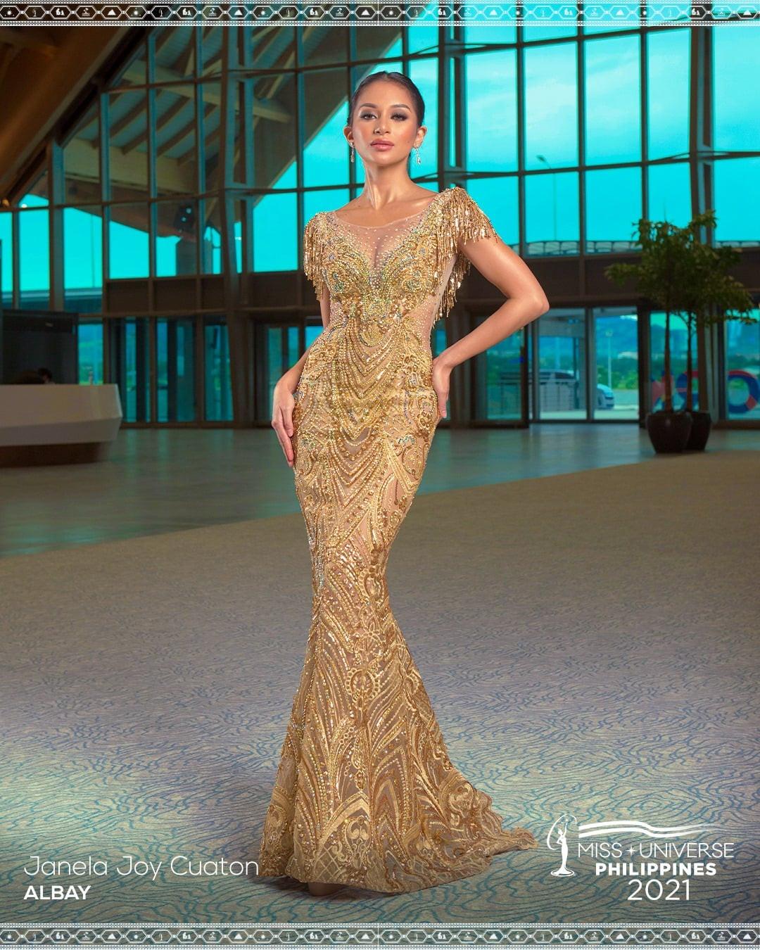 candidatas a miss universe philippines 2021. final: 30 sep. - Página 18 RD715b