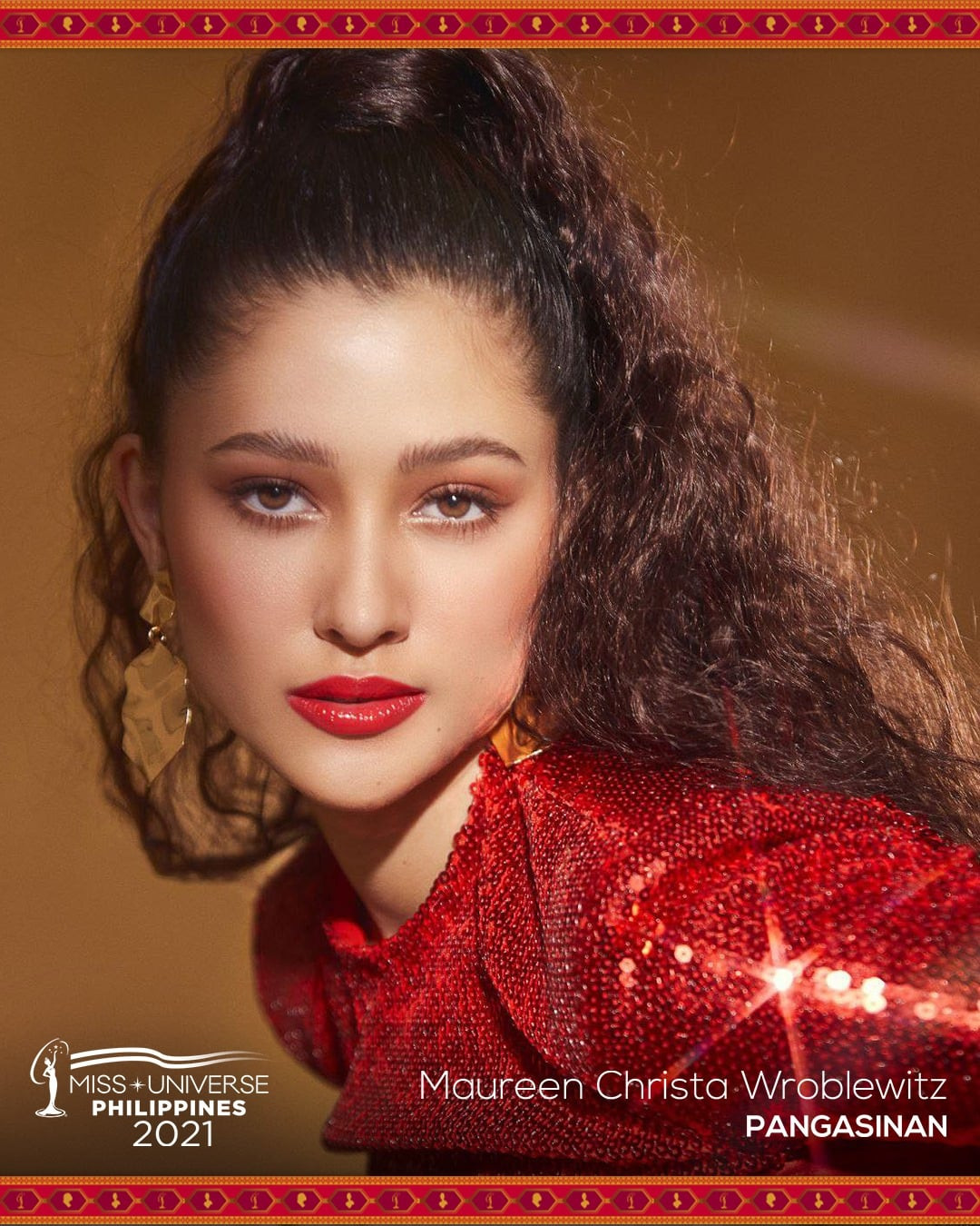 candidatas a miss universe philippines 2021. final: 30 sep. RE2Ndg