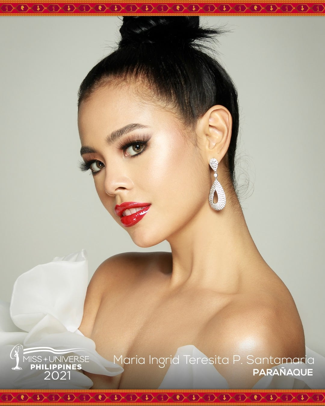 candidatas a miss universe philippines 2021. final: 25 sep. - Página 2 REFCNf