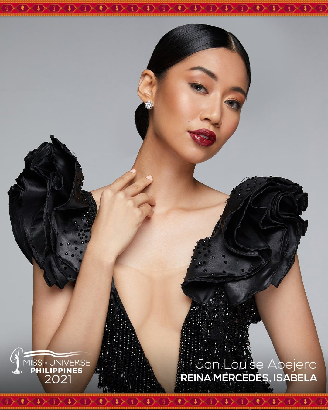 candidatas a miss universe philippines 2021. final: 25 sep. - Página 2 REFDfS