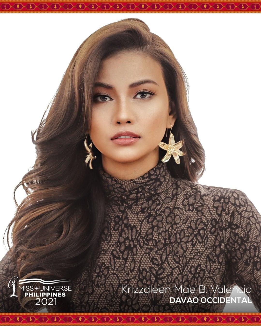 candidatas a miss universe philippines 2021. final: 30 sep. REFHnp