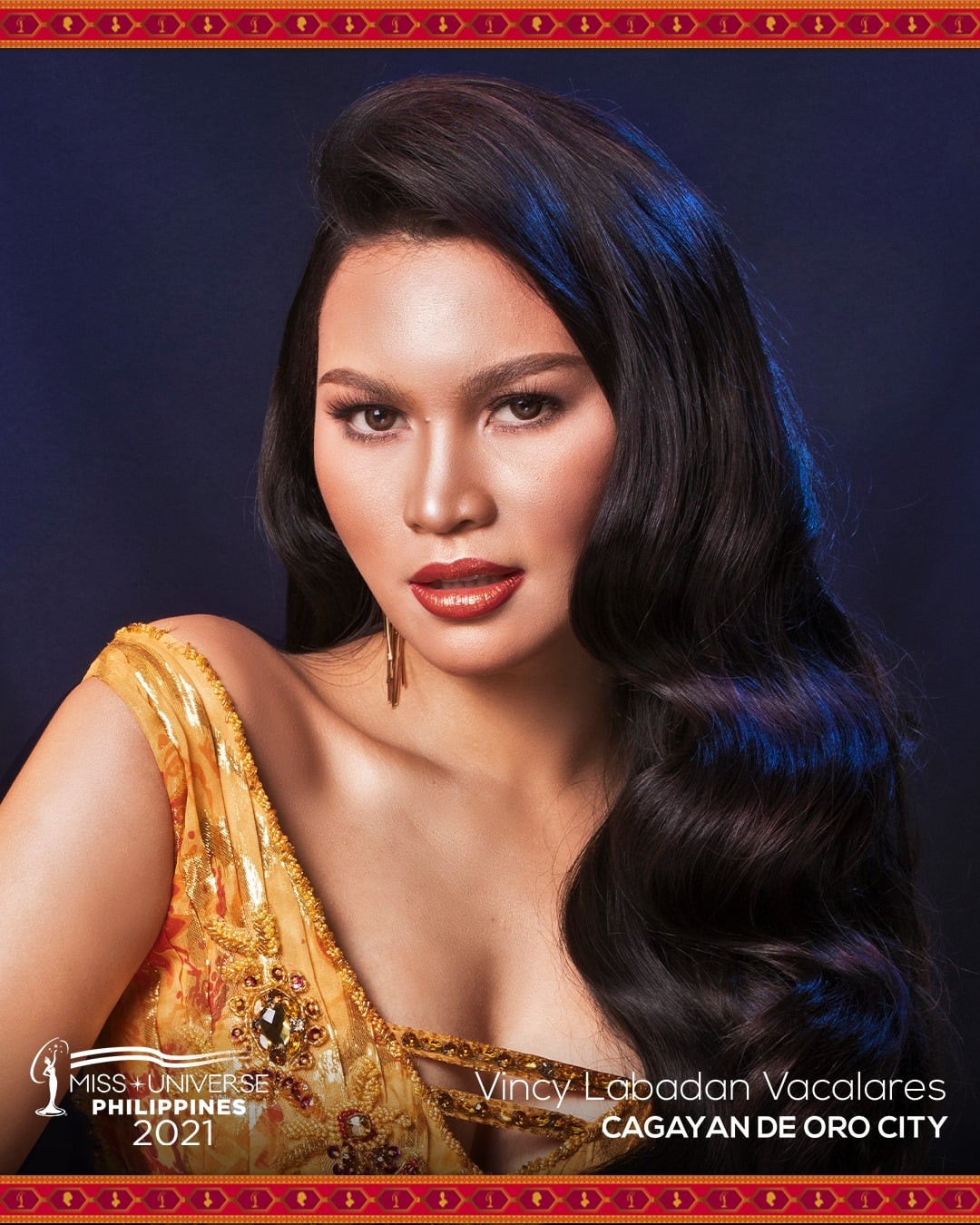candidatas a miss universe philippines 2021. final: 30 sep. REFSfI