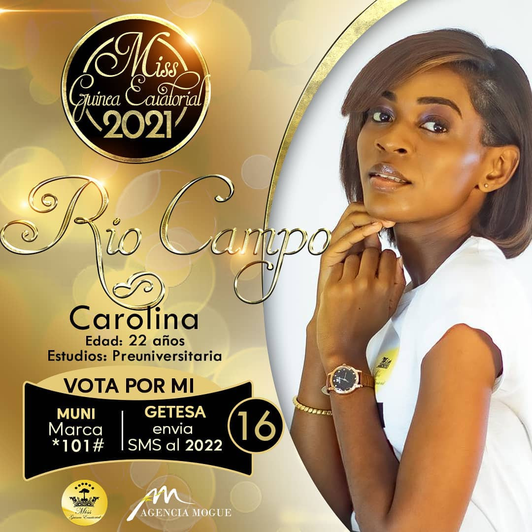 candidatas a miss equatorial guinea 2021. final: (?) - Página 2 RGdI1t