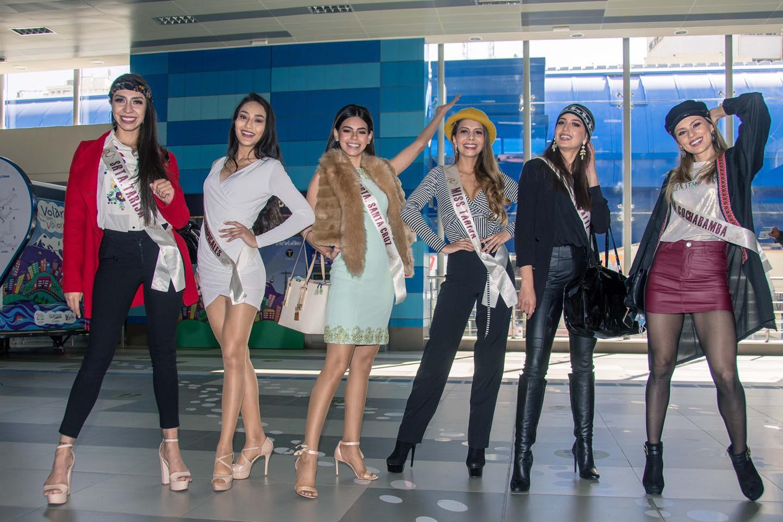 candidatas a miss bolivia 2021. final: 28 de agosto. - Página 4 RGiEWG