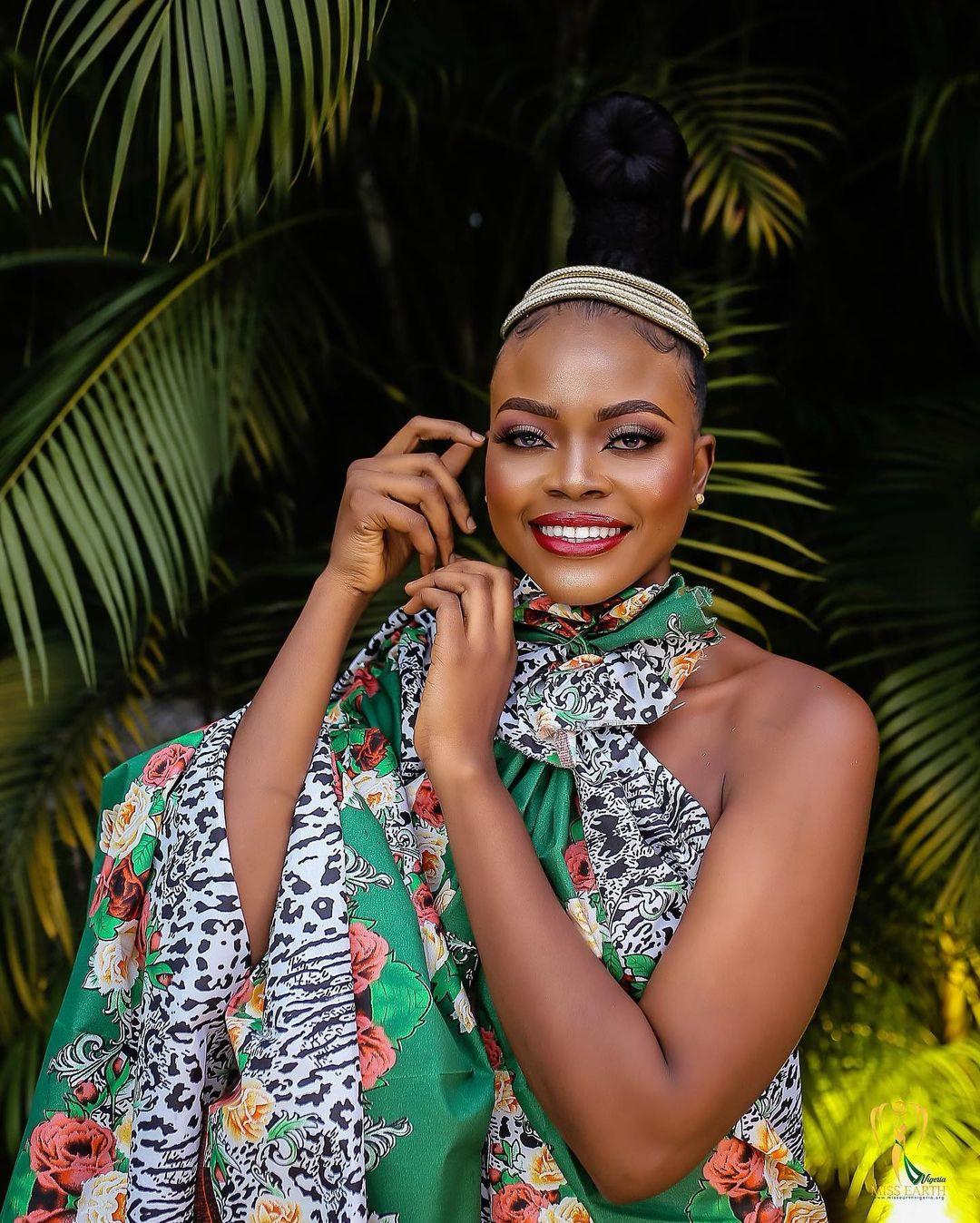 candidatas a miss earth nigeria 2021. final: 28 de agosto.  RGs1kP
