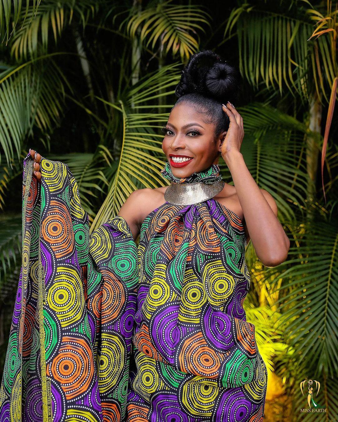 candidatas a miss earth nigeria 2021. final: 28 de agosto.  RGs4CG
