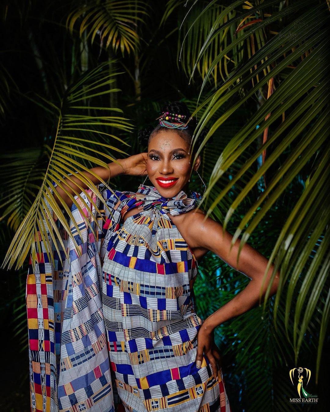 candidatas a miss earth nigeria 2021. final: 28 de agosto.  RGsMTF