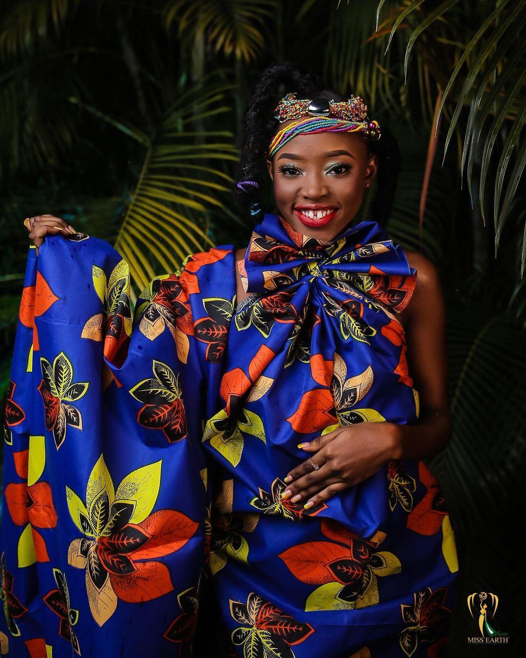 candidatas a miss earth nigeria 2021. final: 28 de agosto.  RGsarQ