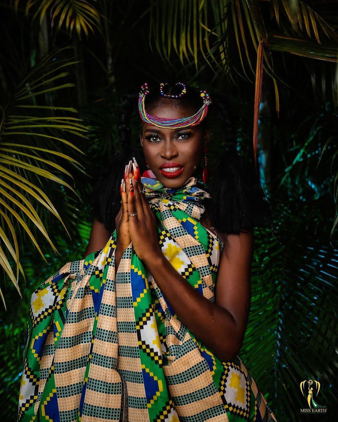 candidatas a miss earth nigeria 2021. final: 28 de agosto.  RGskvI