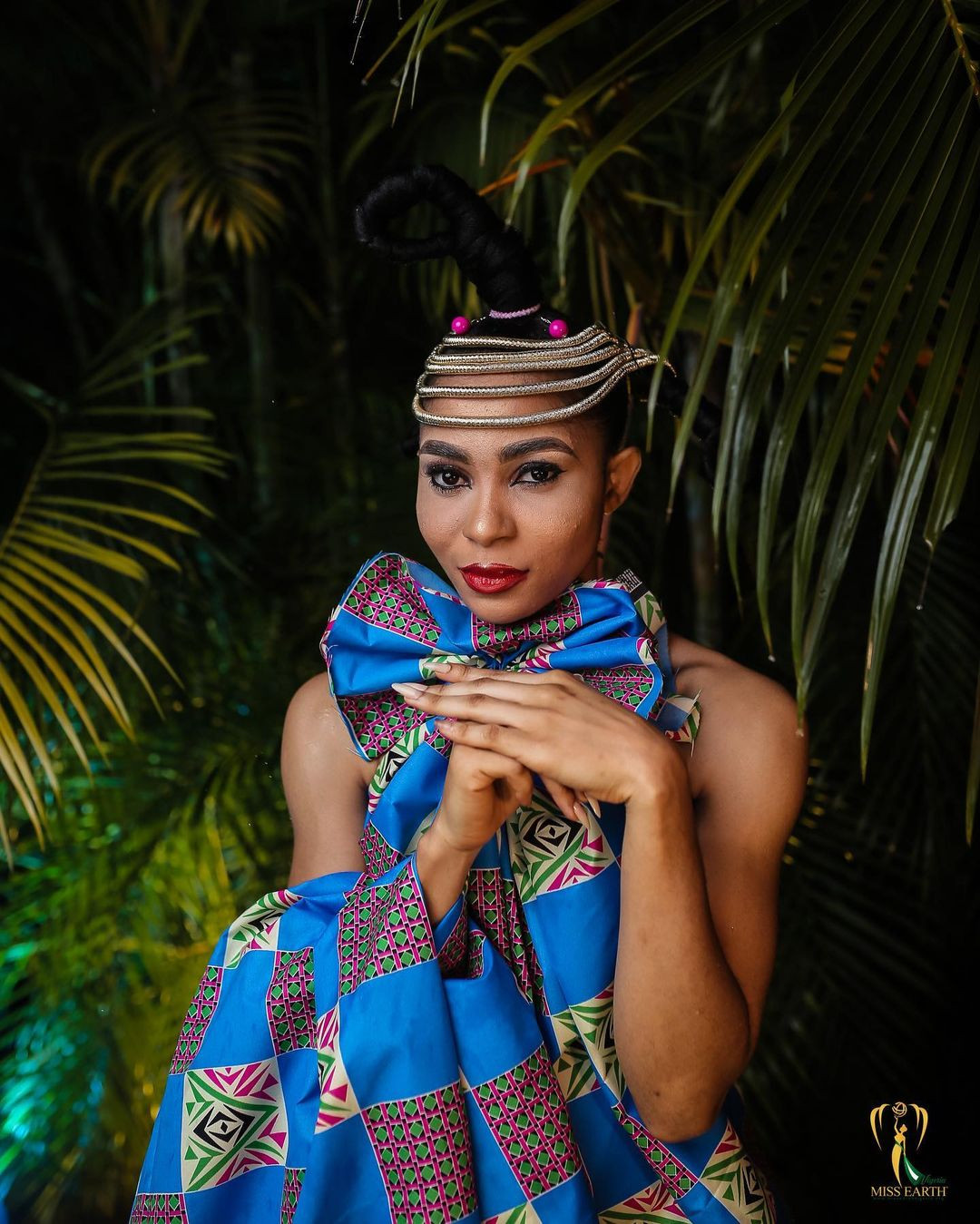 candidatas a miss earth nigeria 2021. final: 28 de agosto.  RGso22
