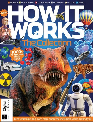 How It Works: The Collection - Volume 4, 2021