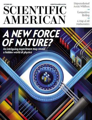 Scientific American - October 2021