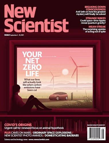 New Scientist - 04 September 2021