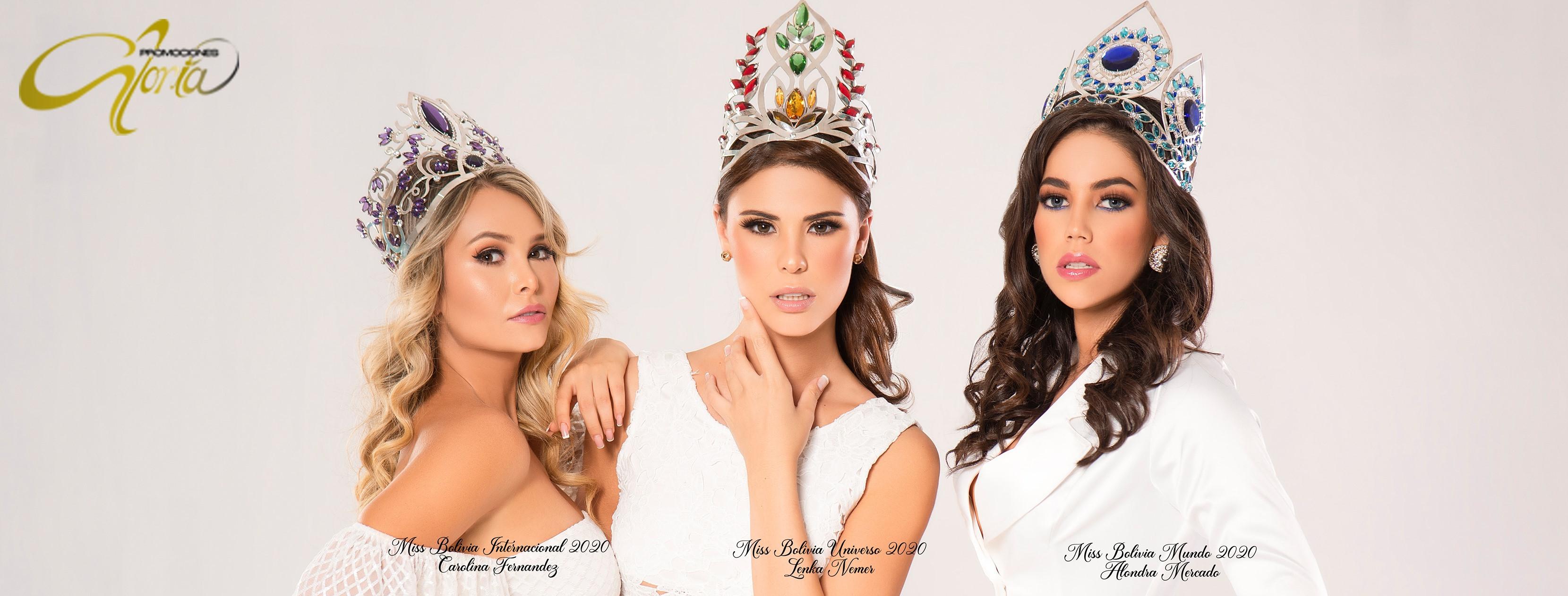 candidatas a miss bolivia 2021. final: 28 de agosto. - Página 2 RRD4Ox
