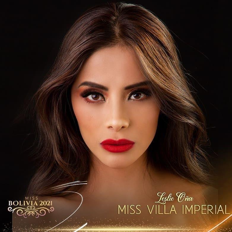 candidatas a miss bolivia 2021. final: 28 de agosto. - Página 2 RRDrRj