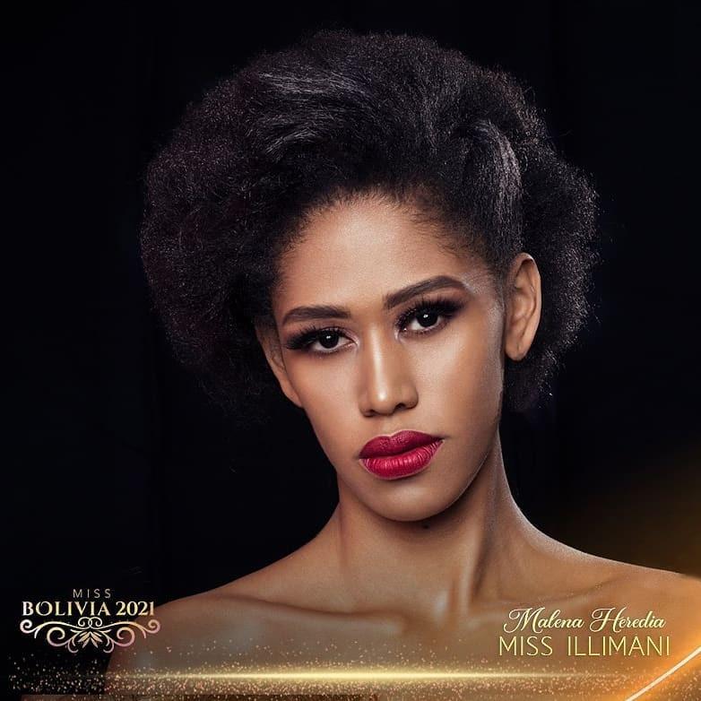 candidatas a miss bolivia 2021. final: 28 de agosto. RRZprg