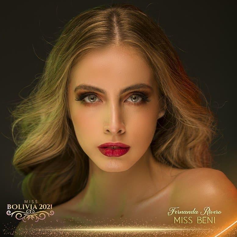 candidatas a miss bolivia 2021. final: 28 de agosto. RRZrru