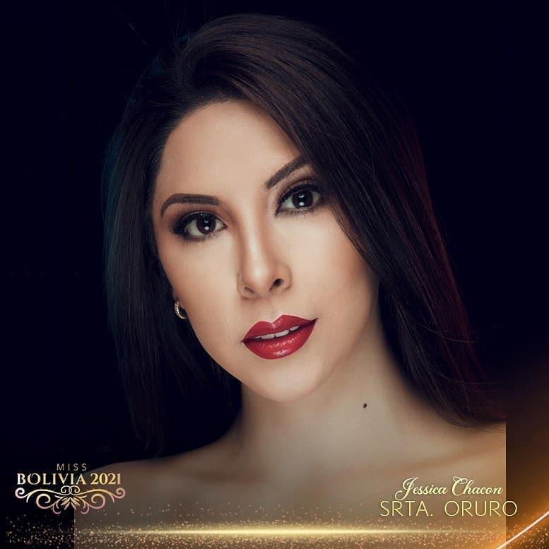 candidatas a miss bolivia 2021. final: 28 de agosto. - Página 2 RRt7C7