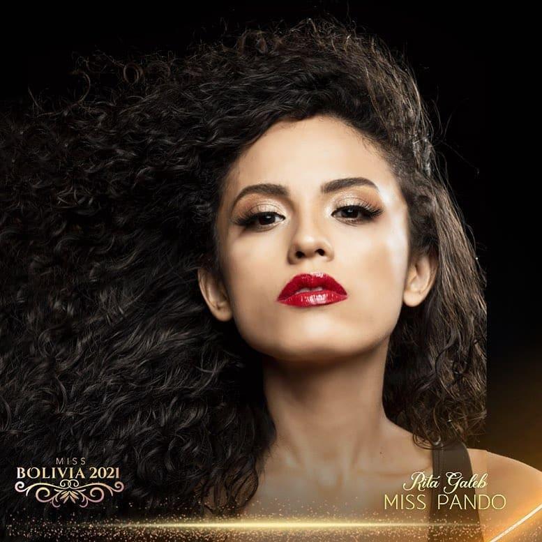 candidatas a miss bolivia 2021. final: 28 de agosto. - Página 2 RRtYG9