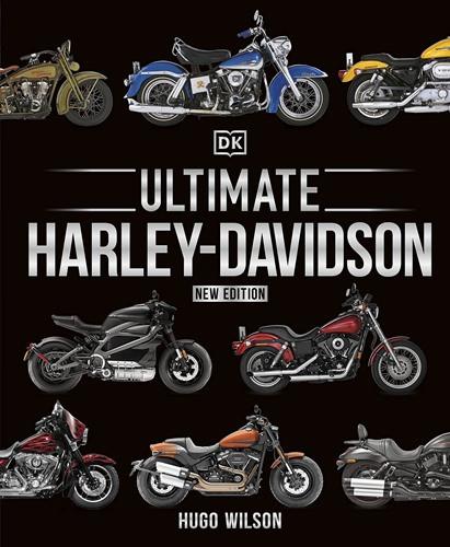 Ultimate Harley Davidson, New Edition