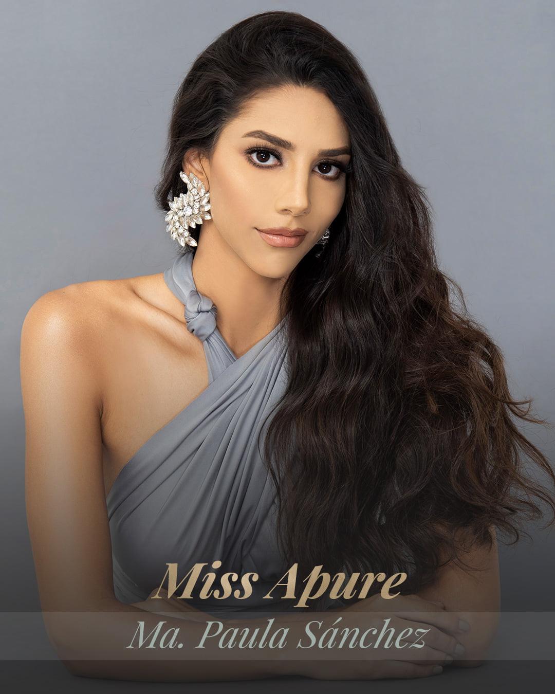 candidatas a miss venezuela 2021. final: 28 oct. RVFMYP