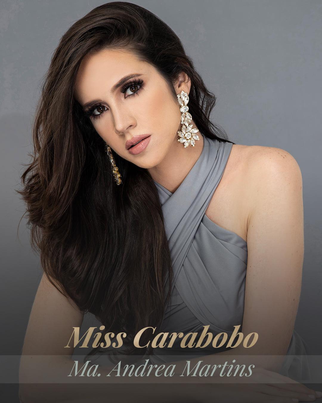 candidatas a miss venezuela 2021. final: 28 oct. RVFOCv