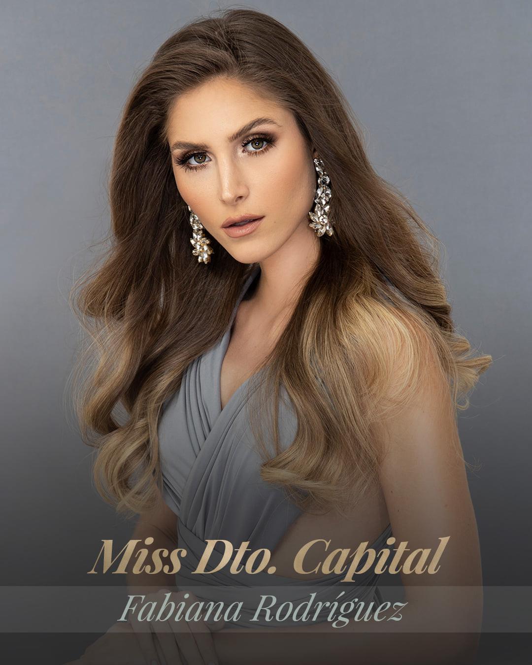 candidatas a miss venezuela 2021. final: 28 oct. RVFSaI