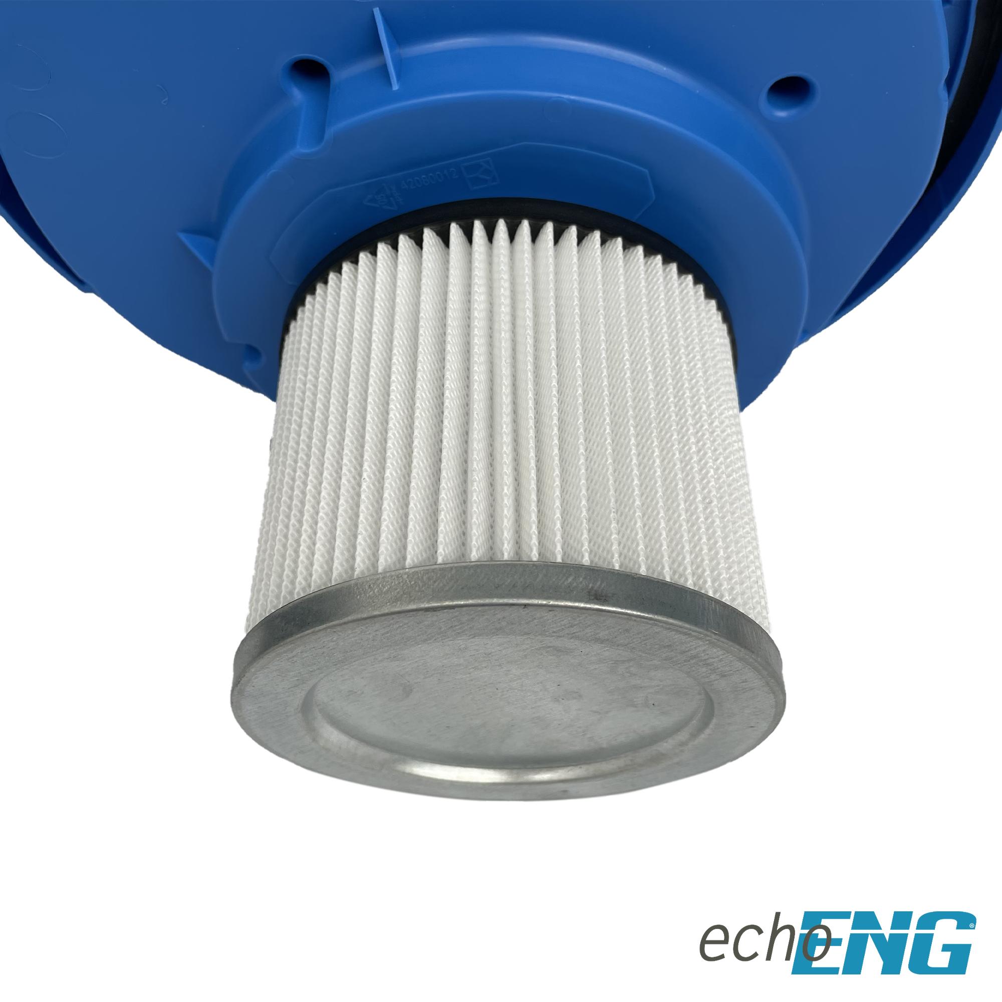Aspiratore Professionale Industriale da 1200W – echoENG - MA AS 1018