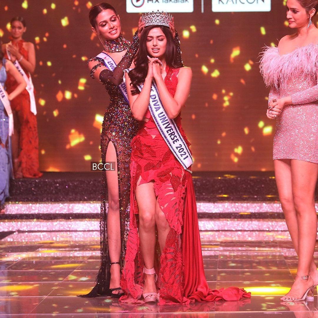 fotos final miss diva 2021 (miss universe india). Rp23B4