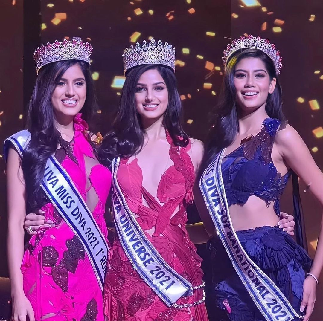 fotos final miss diva 2021 (miss universe india). Rp26aS