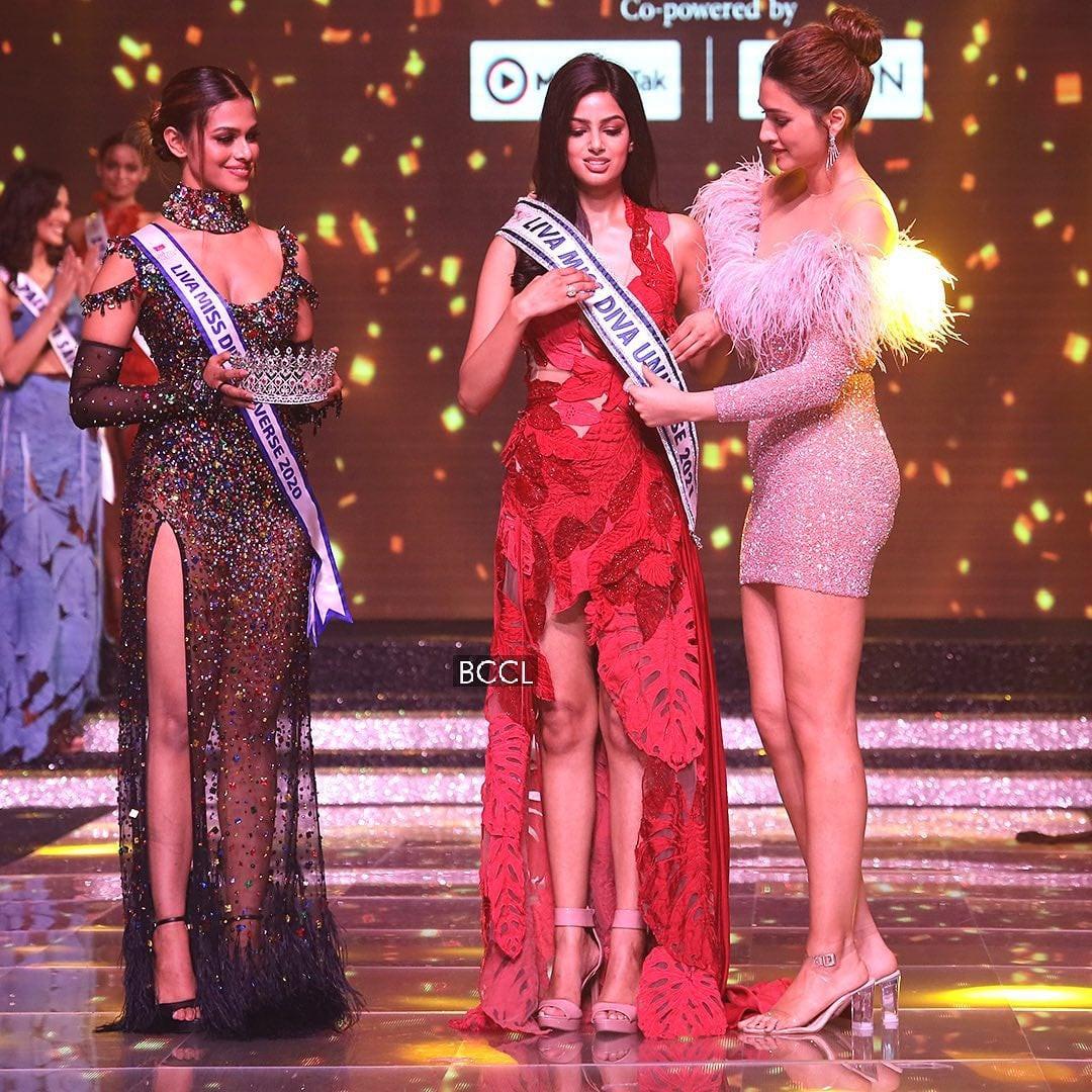 fotos final miss diva 2021 (miss universe india). Rp2Cv9