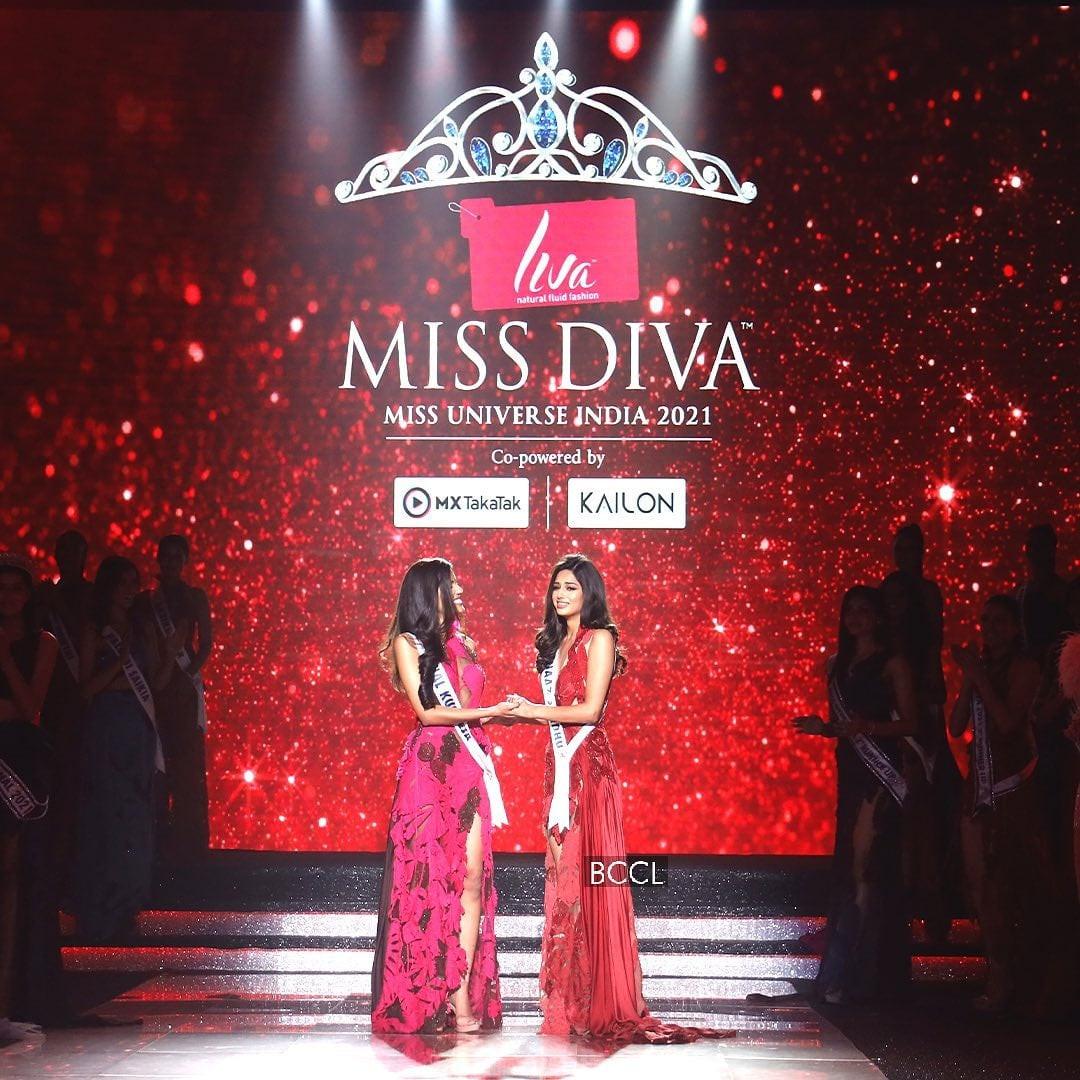 fotos final miss diva 2021 (miss universe india). Rp2FEl