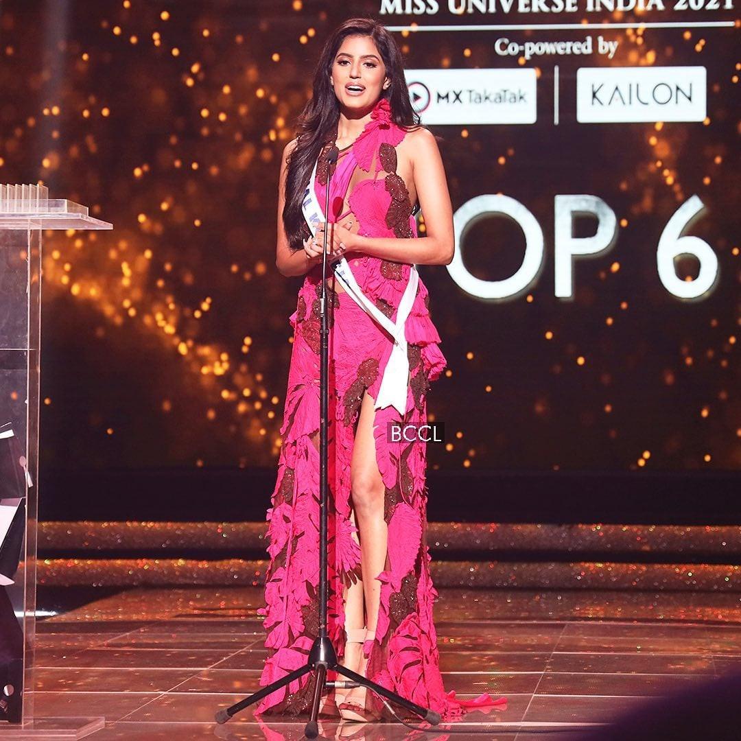 fotos final miss diva 2021 (miss universe india). Rp2MCv