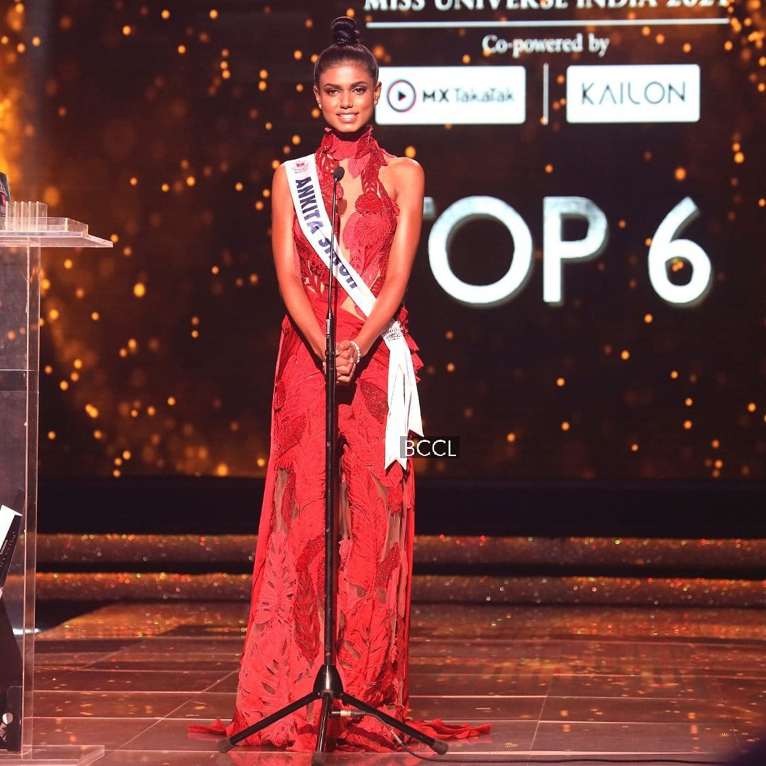 fotos final miss diva 2021 (miss universe india). Rp2R4V