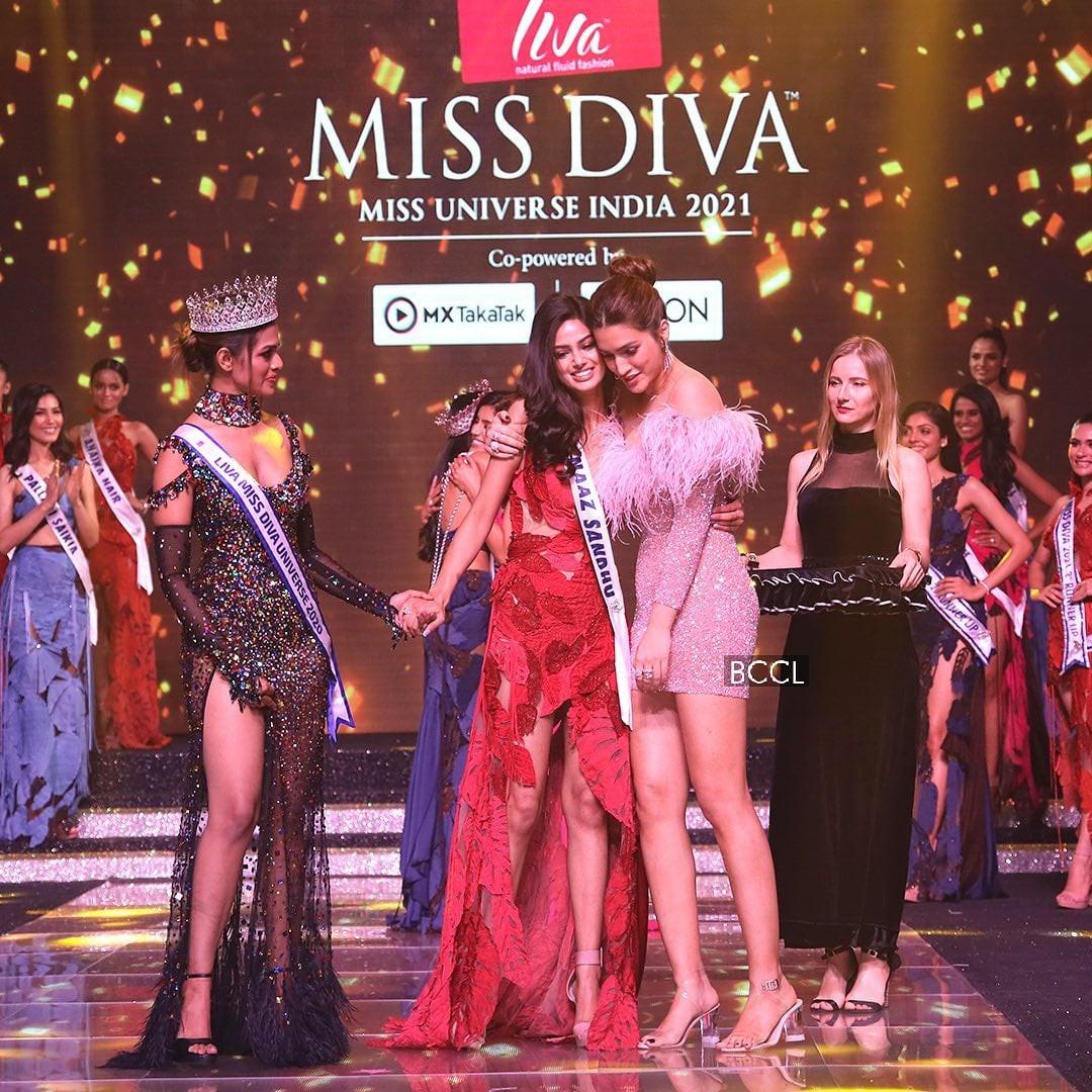 fotos final miss diva 2021 (miss universe india). Rp2q2S