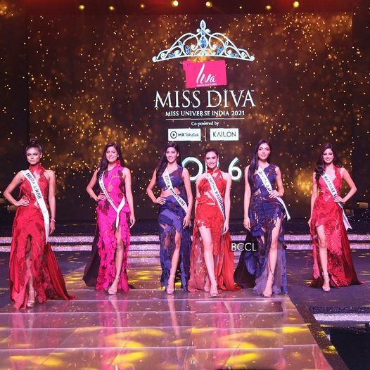 fotos final miss diva 2021 (miss universe india). Rp2wvt