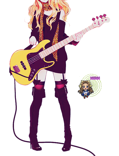 anime girl render 8 by nunnallyrey d6t288g