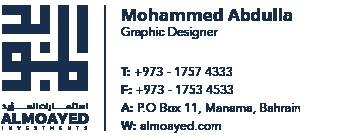 Email signature Mo 08