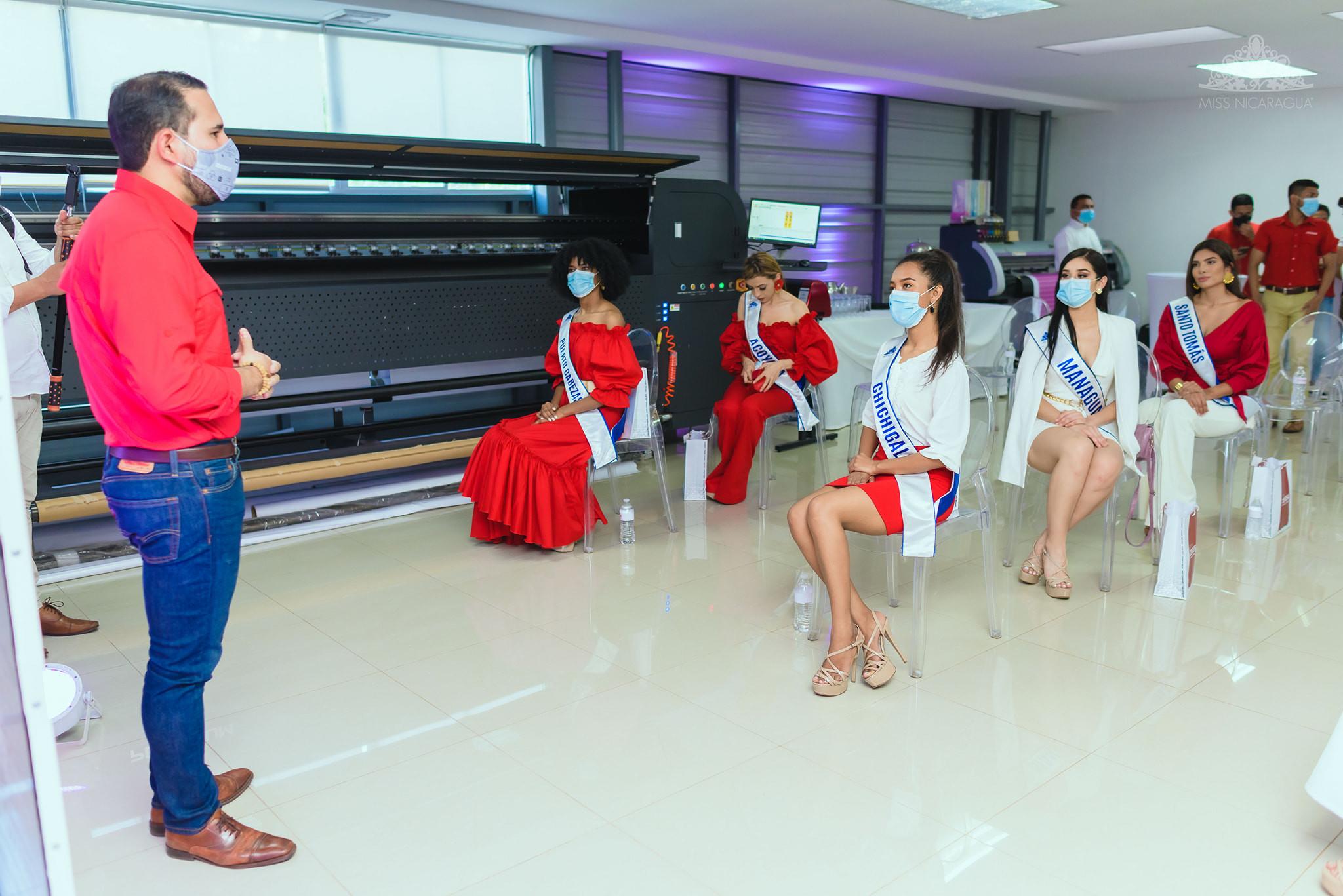 candidatas a miss nicaragua 2021. final: 14 de agosto. RuLTkN