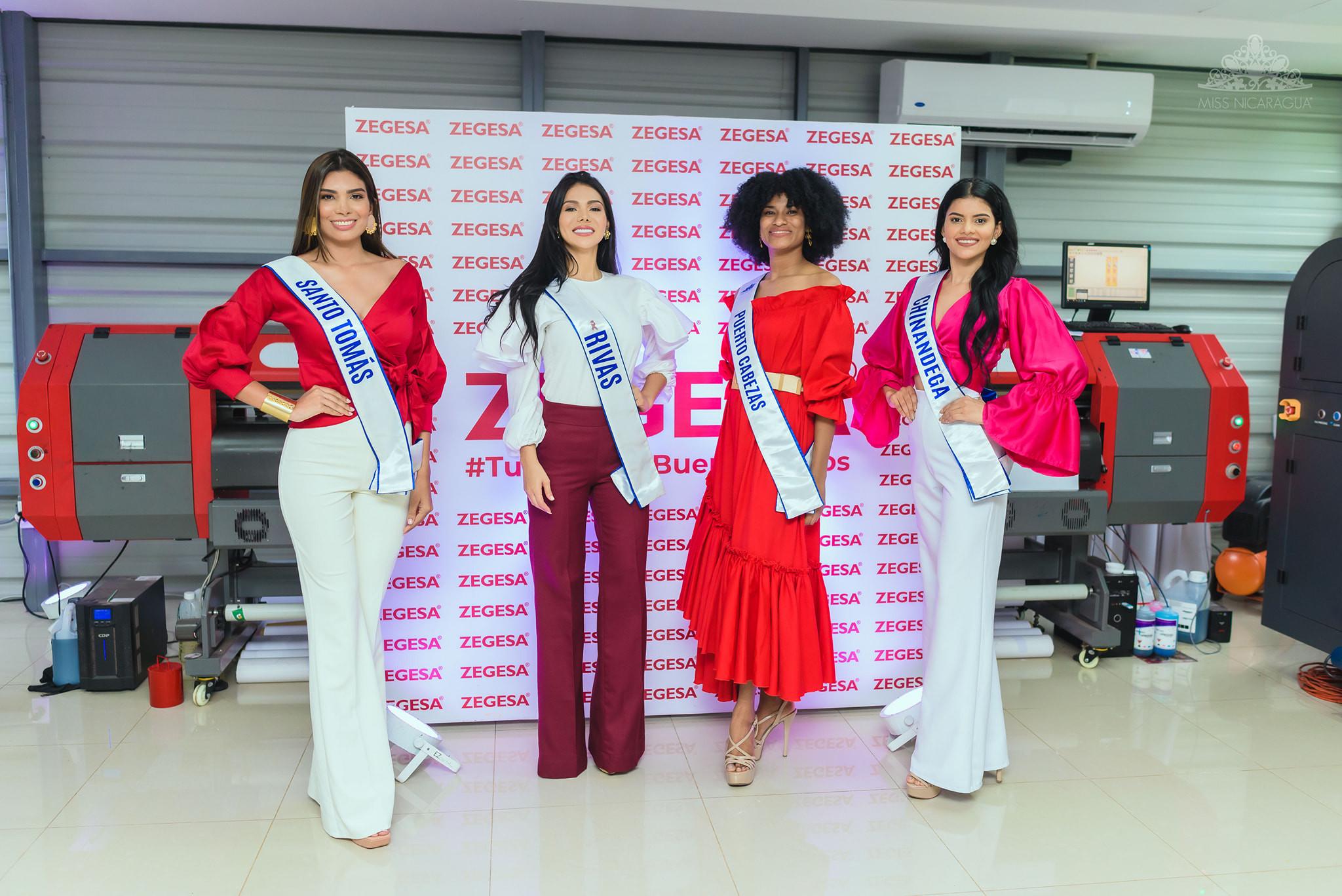 candidatas a miss nicaragua 2021. final: 14 de agosto. RuLcEG