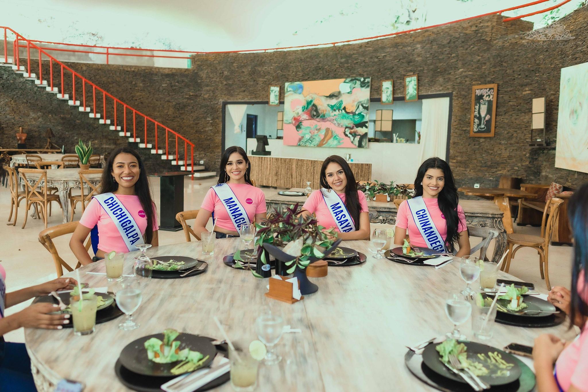 candidatas a miss nicaragua 2021. final: 14 de agosto. - Página 2 RuLpjt