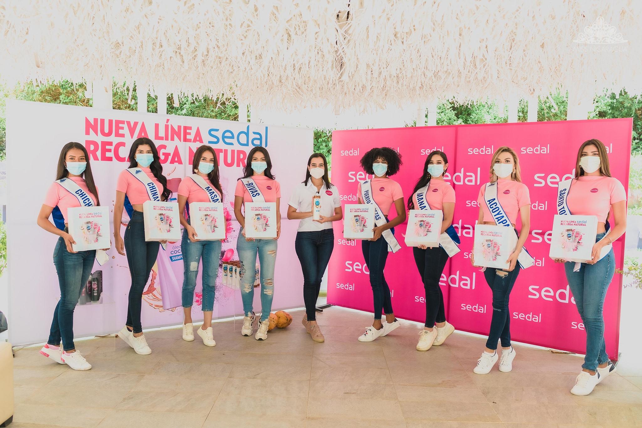 candidatas a miss nicaragua 2021. final: 14 de agosto. RuLrj1