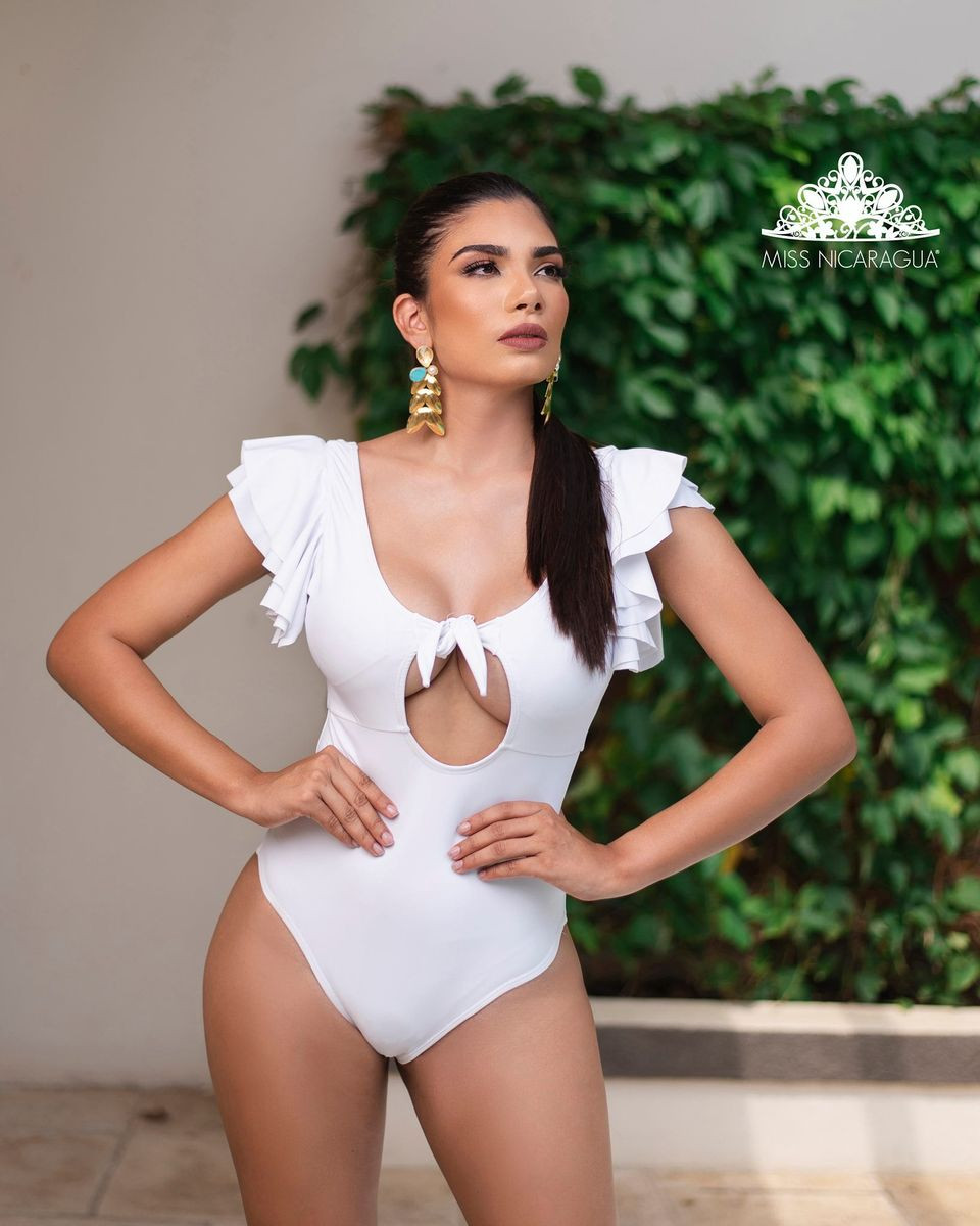 candidatas a miss nicaragua 2021. final: 14 de agosto. - Página 2 RuQq92