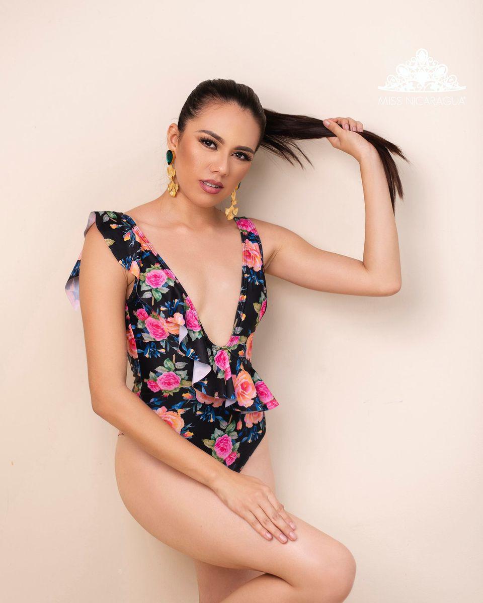 candidatas a miss nicaragua 2021. final: 14 de agosto. - Página 2 RuZ0e2