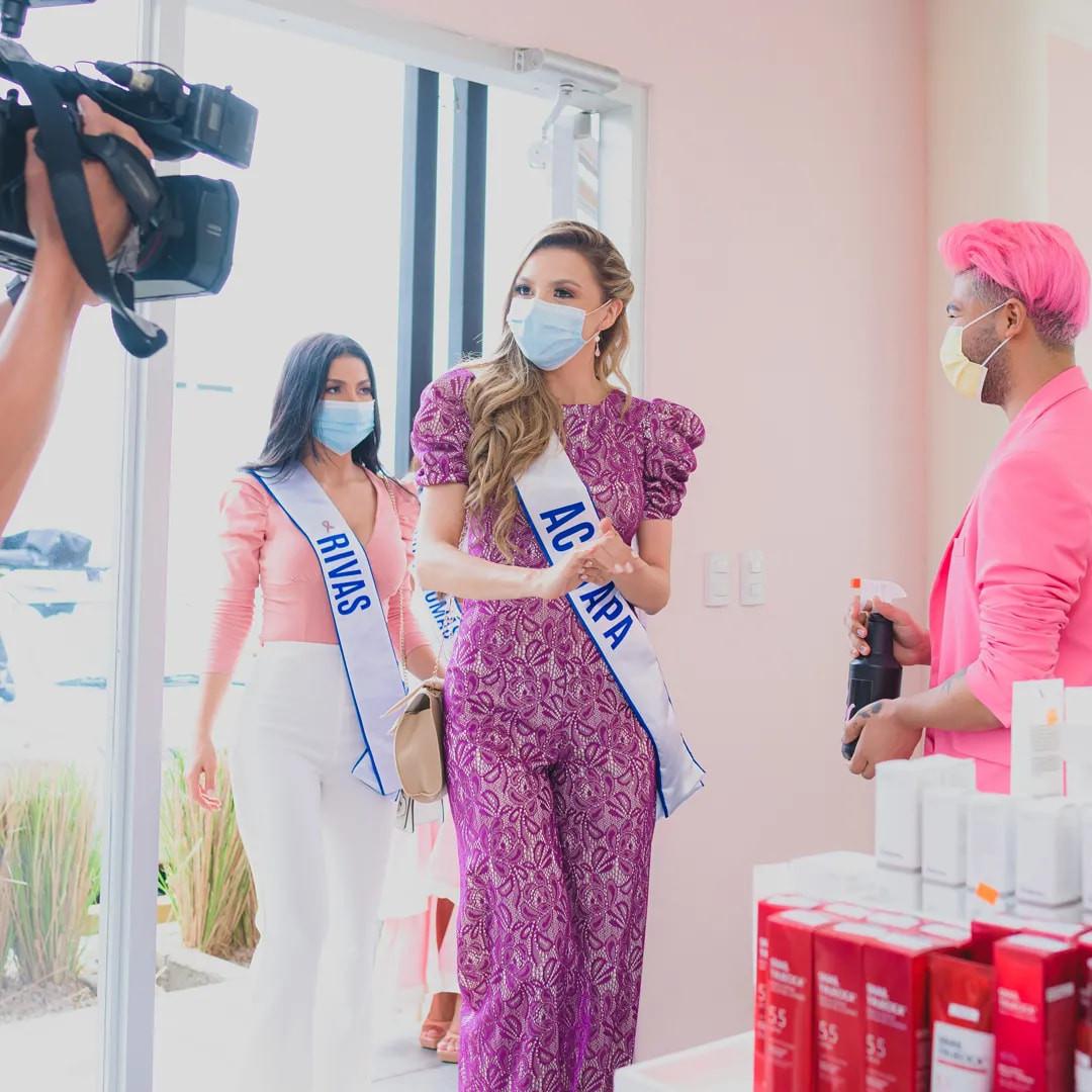 candidatas a miss nicaragua 2021. final: 14 de agosto. - Página 2 RuZ41a